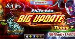 Phiên Bản Update chính thức mở cửa