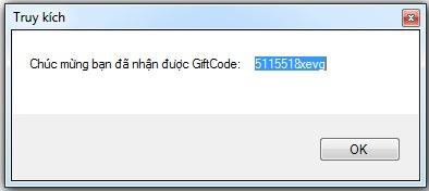 Cài đặt launcher nhận ngay giftcode khủng