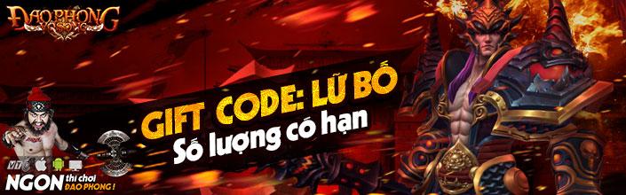 giftcode lu bo