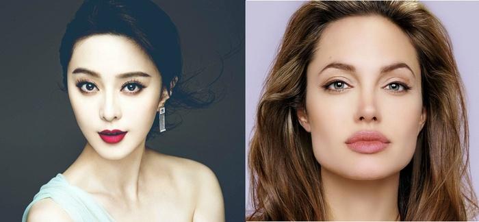 Chuẩn mực vẻ đẹp hiện đại ở 2 châu lục có sự khác biệt rõ rệt.